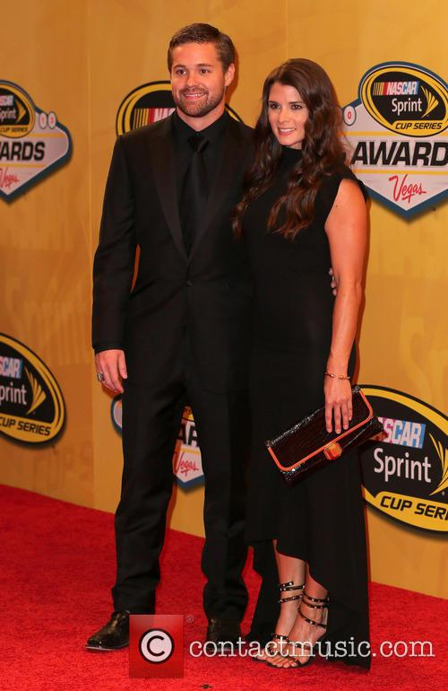 Ricky Stenhouse Jr and Danica Patrick 2