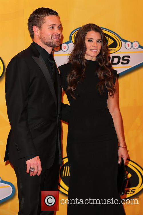 Ricky Stenhouse Jr and Danica Patrick 4