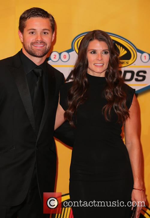 Ricky Stenhouse Jr and Danica Patrick 6