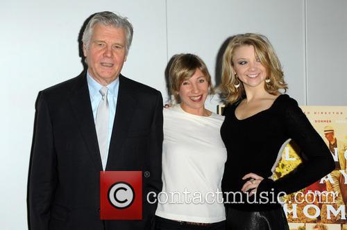 James Fox, Virginia Gilbert and Natalie Dormer 2