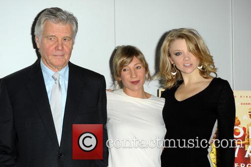 James Fox, Virginia Gilbert and Natalie Dormer 5