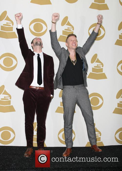 Ryan Lewis and Macklemore 6