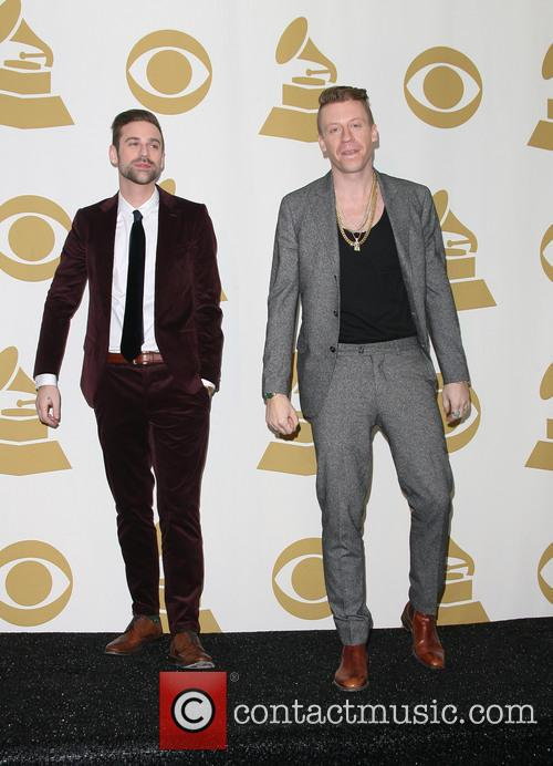 Ryan Lewis and Macklemore 7