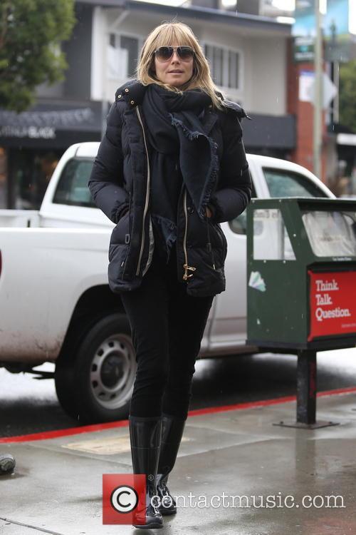 Heidi Klum, brentwood