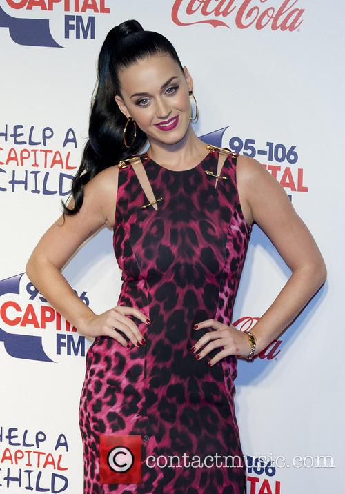 katy perry capital fm jingle bell ball 3988279