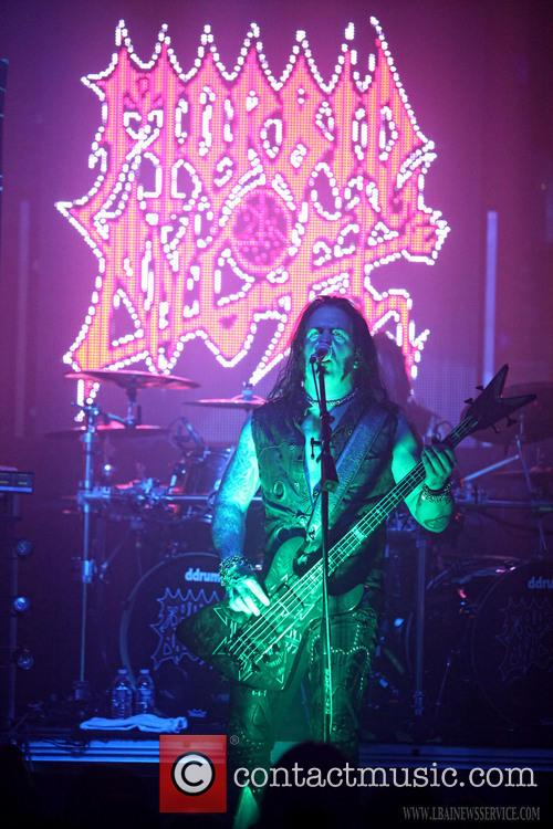 Fort Lauderdale and Morbid Angel 9