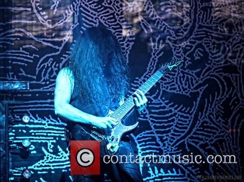 Fort Lauderdale and Morbid Angel 11