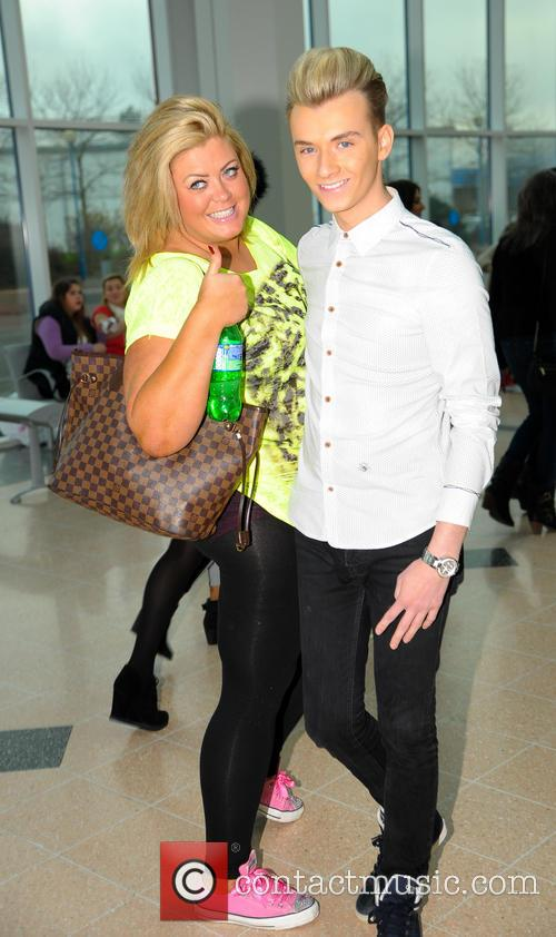Gemma Collins and Harry Derbidge 2