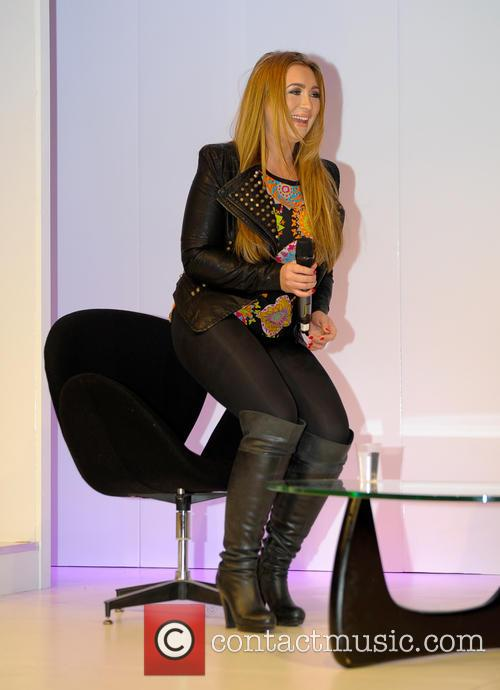 Lauren Goodger, National Exhibition Centre, Clothes Show Live