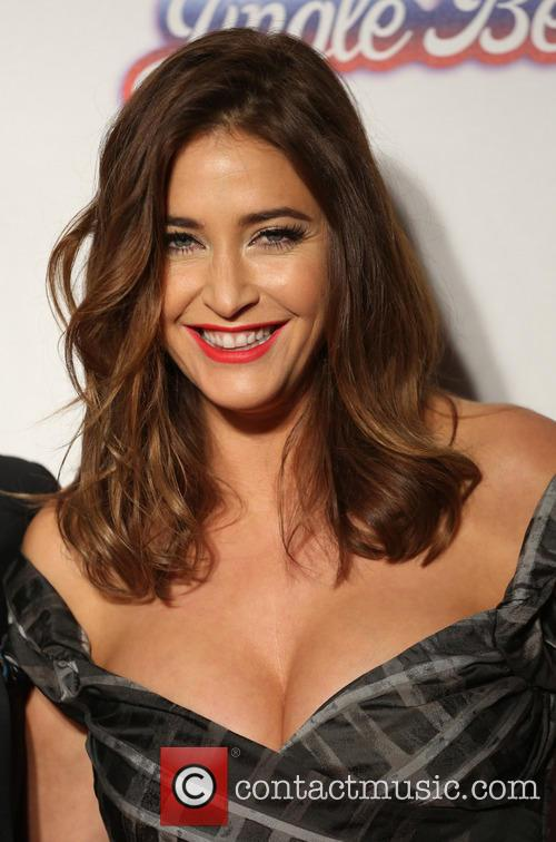 lisa snowdon capital fm jingle bell ball 3987428