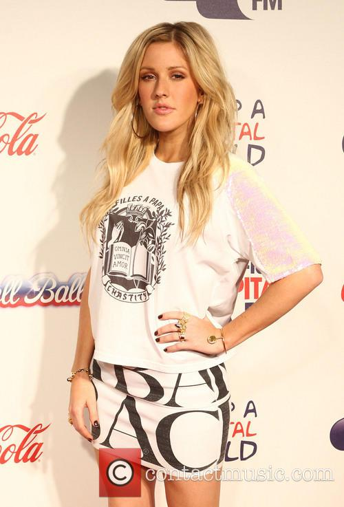 ellie goulding capital fm jingle bell ball 3988271