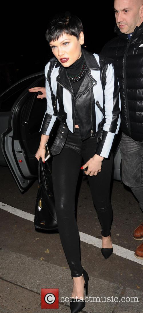 Jessie J, uk