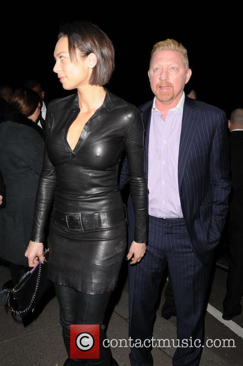 Sharlely Lilly Kersseberg and Boris Becker 2
