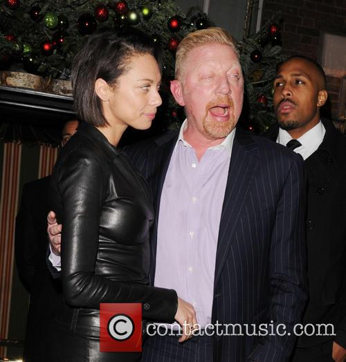 Sharlely Lilly Kersseberg and Boris Becker 4