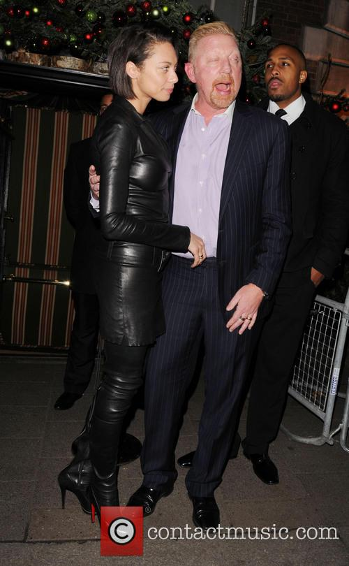 Sharlely Lilly Kersseberg and Boris Becker 6