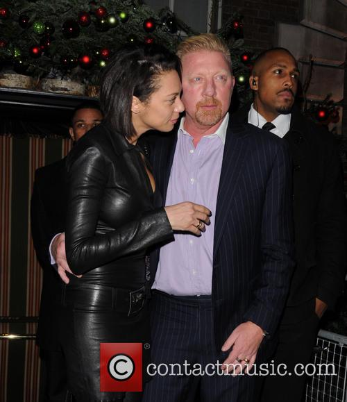 Sharlely Lilly Kersseberg and Boris Becker 7