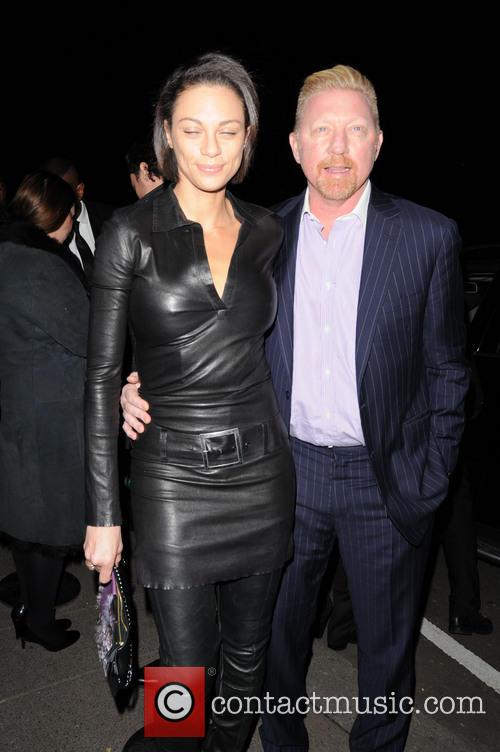 Sharlely Lilly Kersseberg and Boris Becker 9