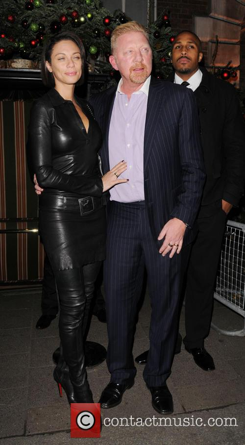 Sharlely Lilly Kersseberg and Boris Becker 10