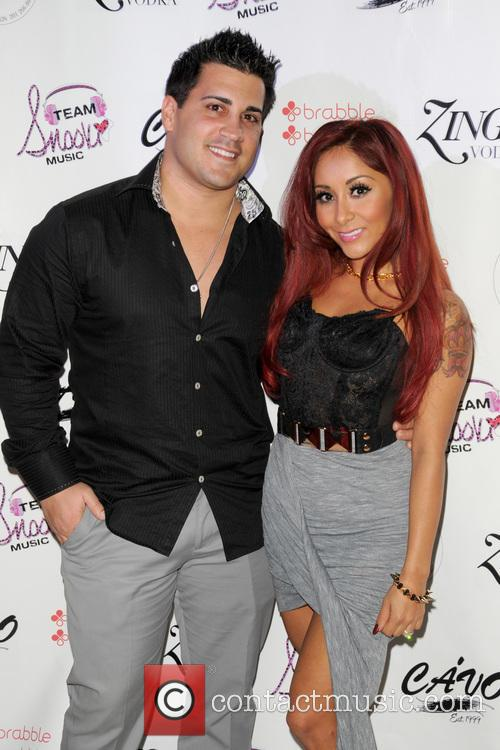 Snooki, Jionni Lavalle and Cavo 3