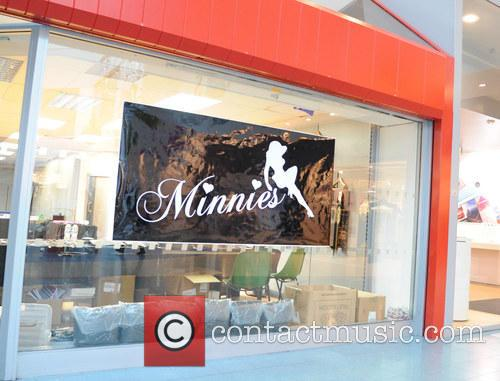Samantha and Billie Faiers Minnies Boutique