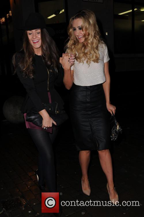 Brooke Vincent and Catherine Tyldesley 9