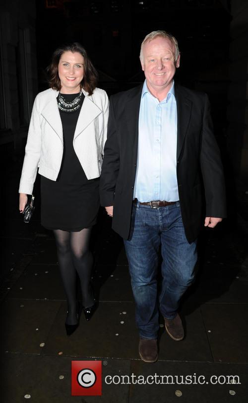 Les Dennis and Claire Nicholson 1