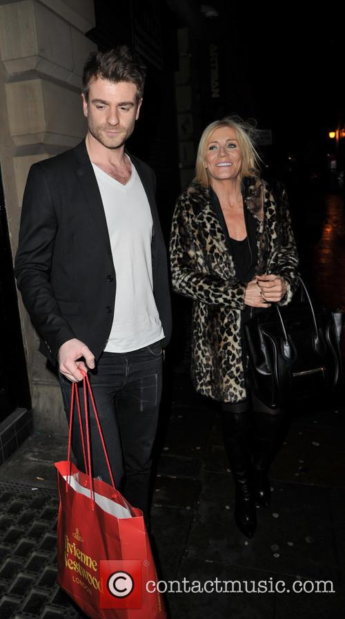 Michelle Collins and Mike Davison 2