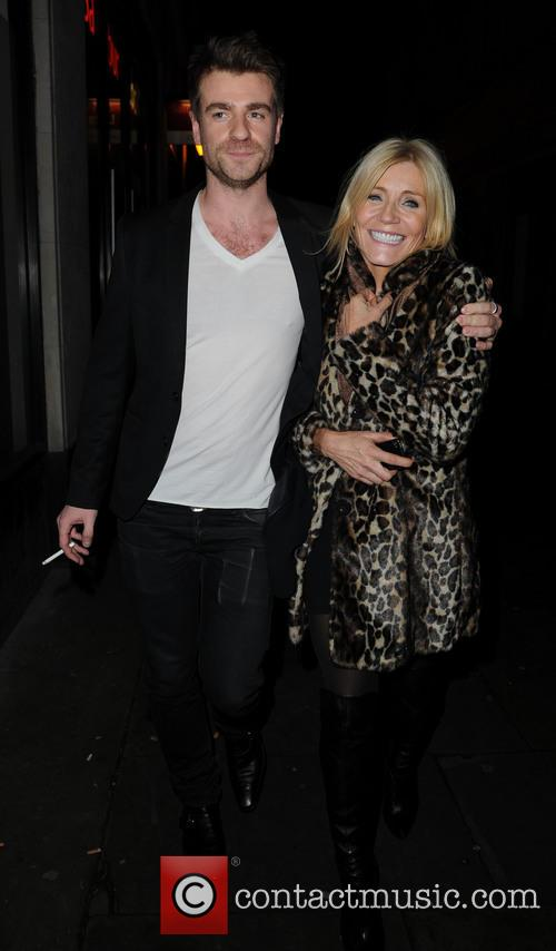 Michelle Collins and Mike Davison 1