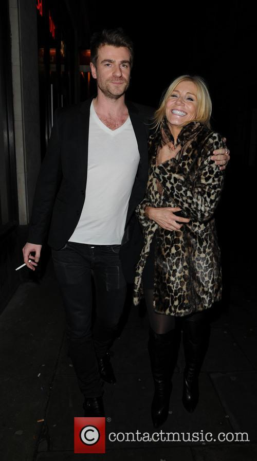 Michelle Collins and Mike Davison 3