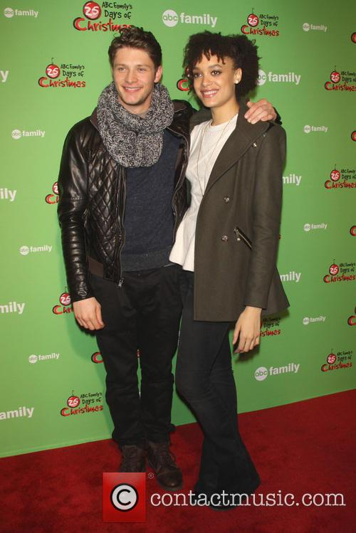 Britne Oldford and Brett Dier 2