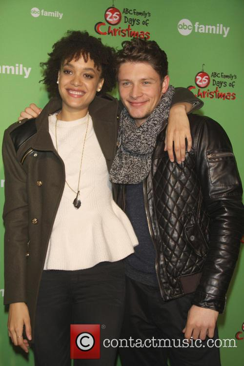 Britne Oldford and Brett Dier 8