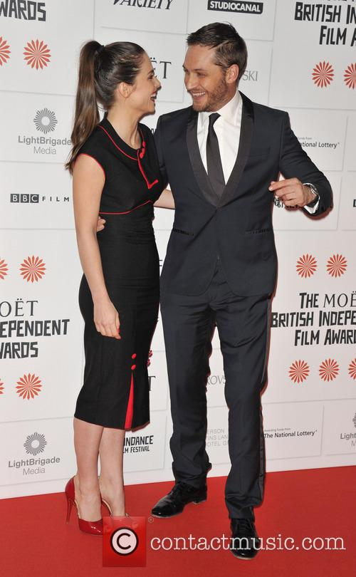 Charlotte Riley and Tom Hardy 4