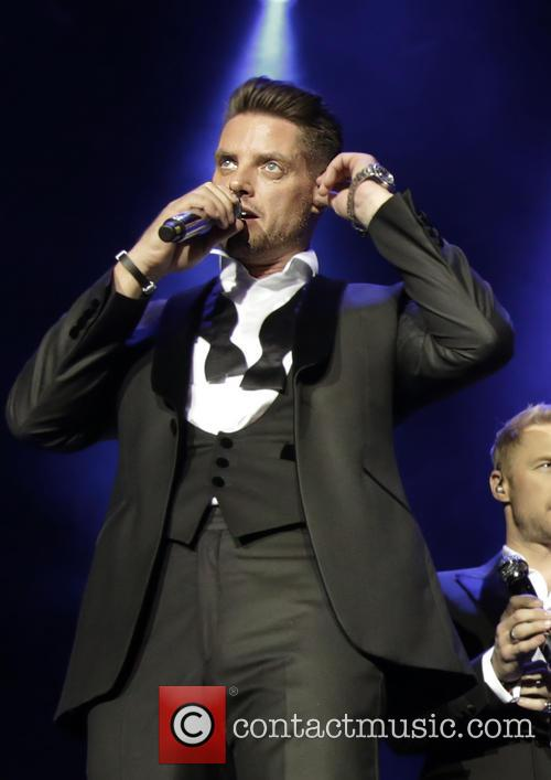 Keith Duffy, Liverpool Echo Arena