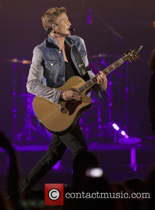 Cody Simpson performs live in Perth