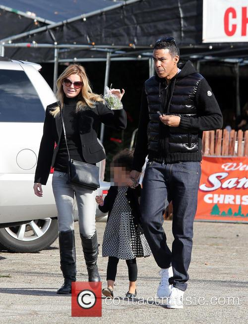 Ellen Pompeo, Stella Luna Pompeo Ivery and Chris Ivery 8