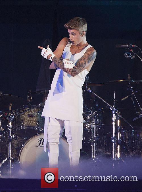 Justin Bieber, Live in Concert