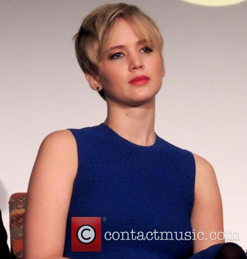 Jennifer Lawrence, American Hustle Press Conference