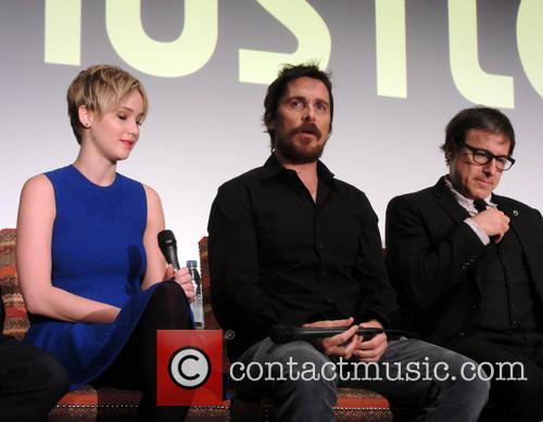 Jennifer Lawrence, Christian Bale and David O. Russell 6