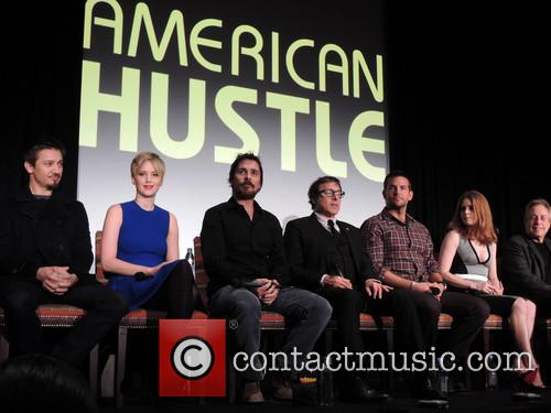 'American Hustle' press conference