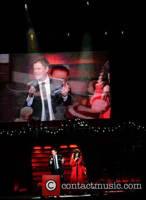 Donny Osmond and Marie Osmond 10