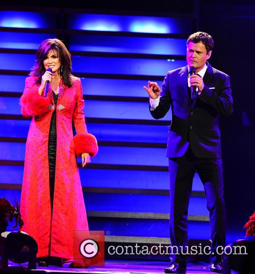Marie Osmond and Donny Osmond 2