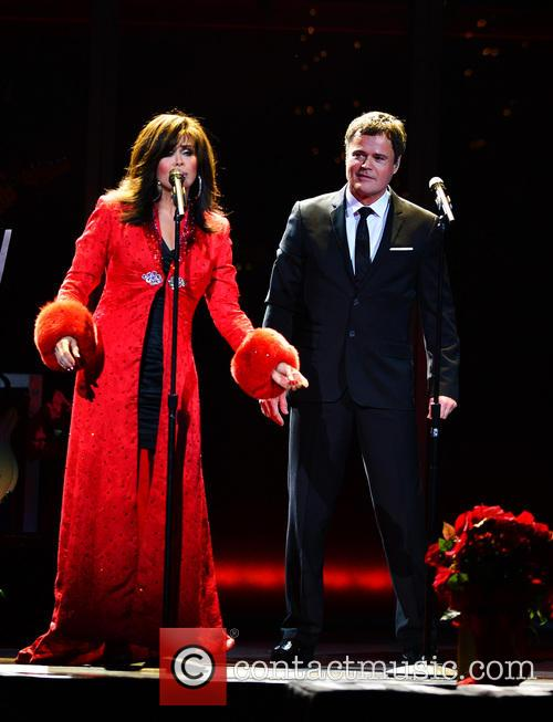 Marie Osmond and Donny Osmond 8