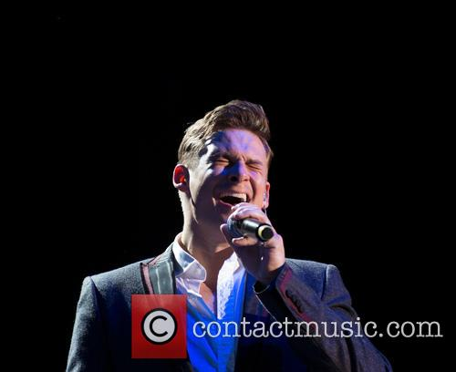 Blue perform at Phones 4 U Arena Manchester...