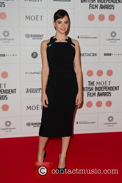 Felicity Jones, Old Billingsgate