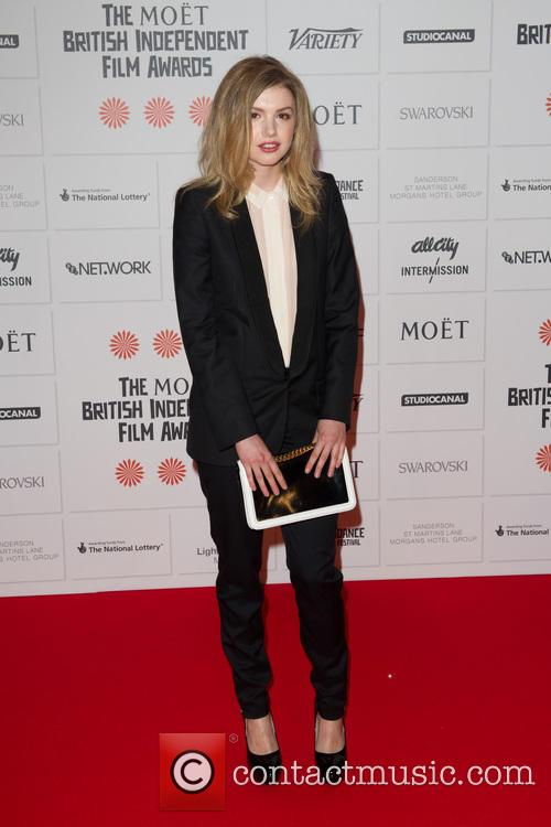 hannah murray moet british independent film awards 3989065