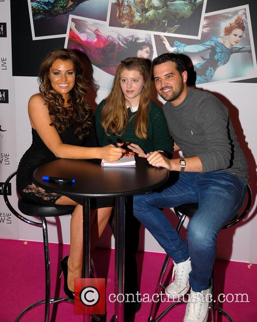 Jessica Wright and Ricky Rayment 3