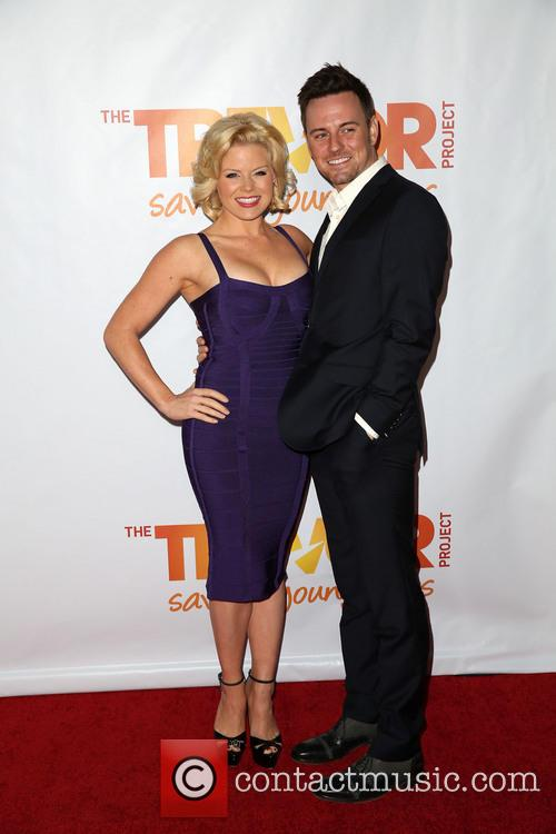 Megan Hilty and Brian Gallagher 4