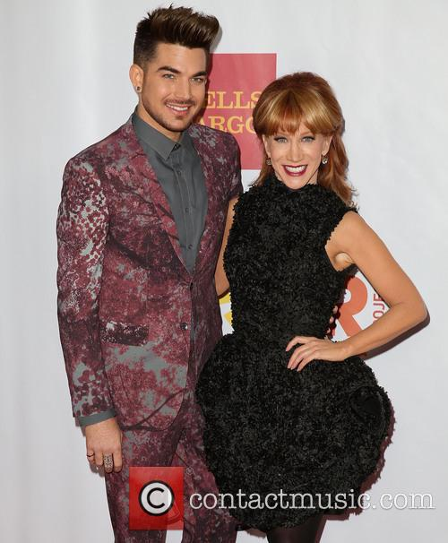 Adam Lambert, Kathy Griffin, Hollywood Palladium