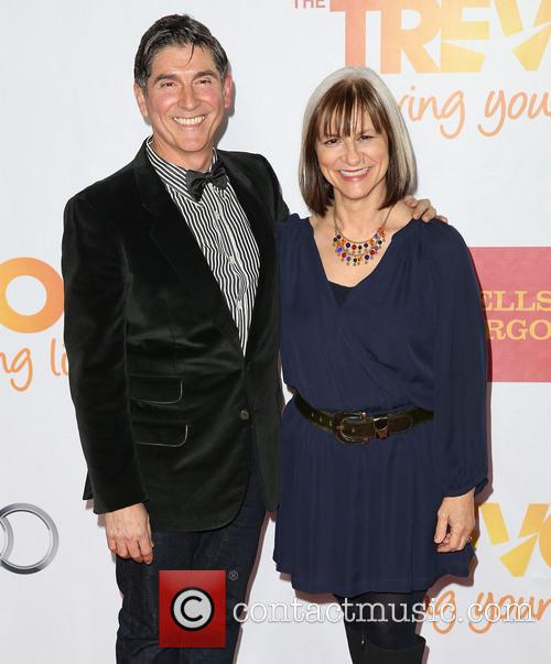 James Lecesne and Peggy Rajski 2