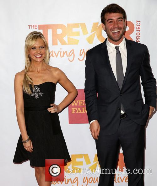 Sarah Michelle Gellar and James Wolk 4